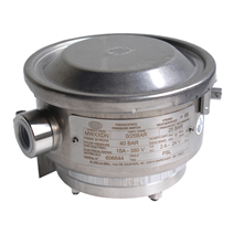 Diaphragm pressure switch, model MW